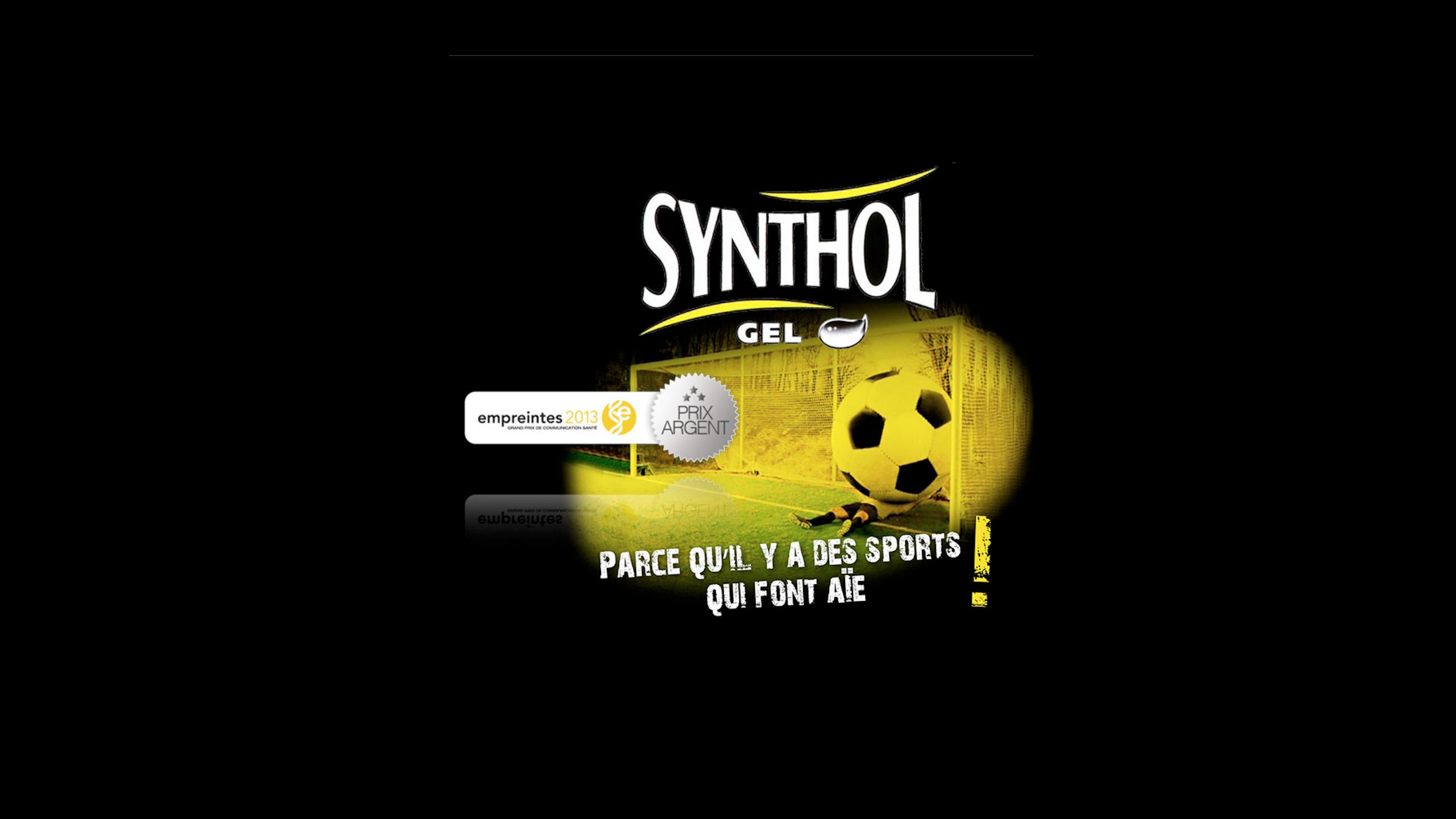 Produit Synthol by agency