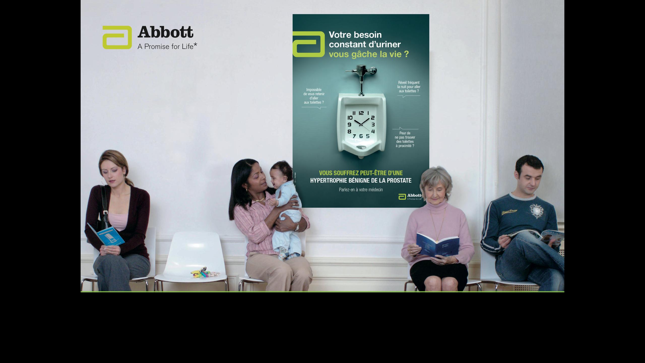 environnement Abbott by agency