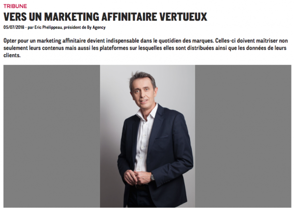 Vers un marketing affinitaire vertueux