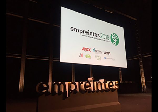 Prix Empreintes 2019