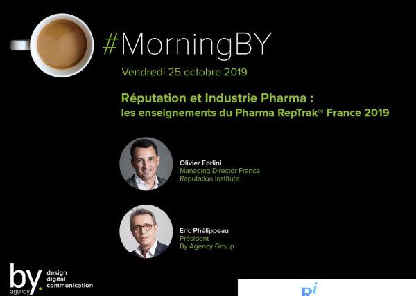 Réputation et Industrie Pharma