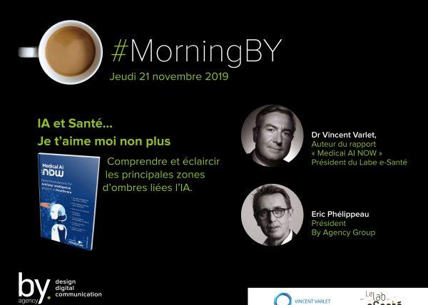Présentation Morning By IA & Santé