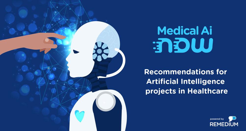Présentation du rapport Medical AI NOW