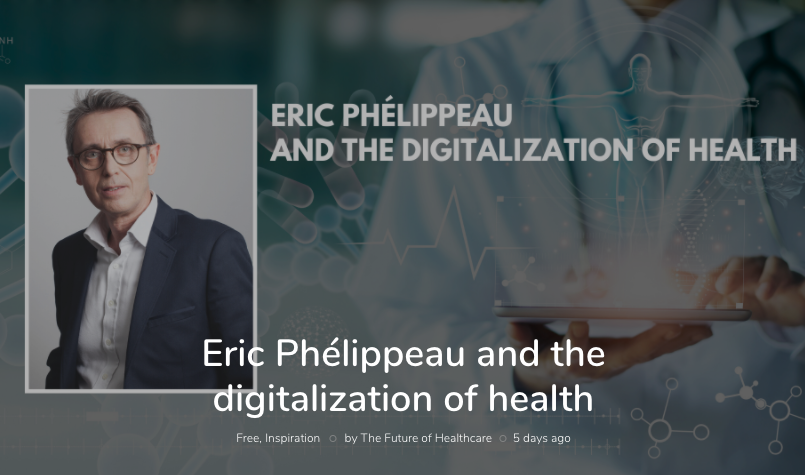 the digitalization of health