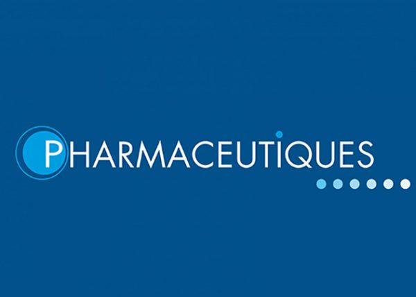 pharmaceutiques logo