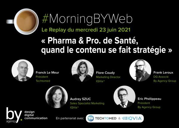 « Pharma & Pro. de Santé, quand le contenu se fait stratégie » Communication marketing, communication d'environnement, comment trouver le bon équilibre ?