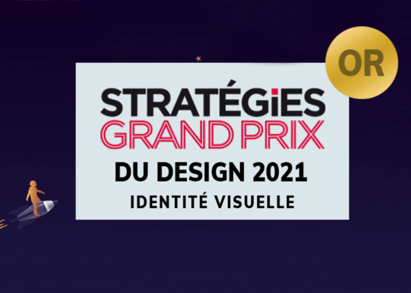 2 Prix pour Pierrot Gourmand-Andros & By Agency lors du Grand prix Design 2021 STRATEGIES